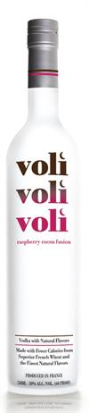 Voli Vodka Raspberry Cocoa Fusion